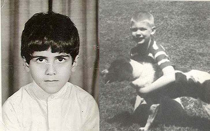 15 Photos Of The World's Infamous People Taken When They Were Kids_1