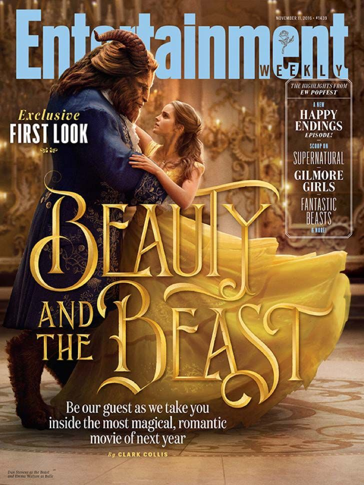 New Film Photos Remind Us Why Emma Watson Is The Perfect Belle_1