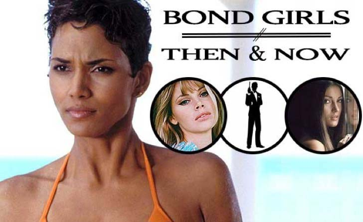 You Won't Believe What These 31 Bond Girls Look Like Now!!_1