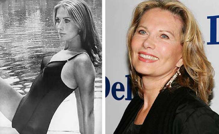 You Won't Believe What These 31 Bond Girls Look Like Now!!_15