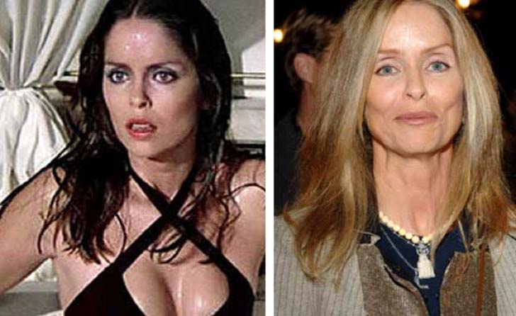 You Won't Believe What These 31 Bond Girls Look Like Now!!_17