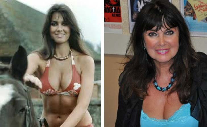 You Won't Believe What These 31 Bond Girls Look Like Now!!_18