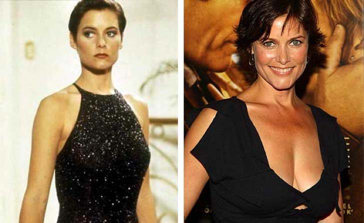 You Won't Believe What These 31 Bond Girls Look Like Now!!_27