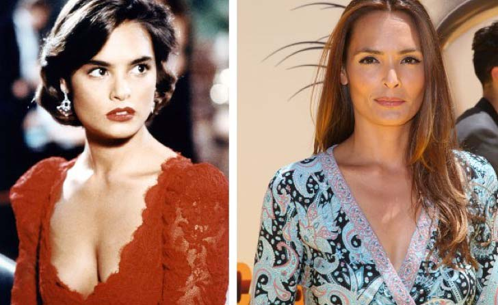 You Won't Believe What These 31 Bond Girls Look Like Now!!_28