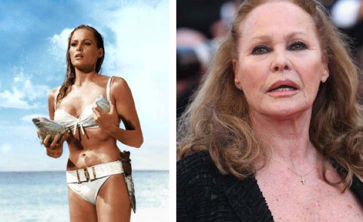 You Won't Believe What These 31 Bond Girls Look Like Now!!_3