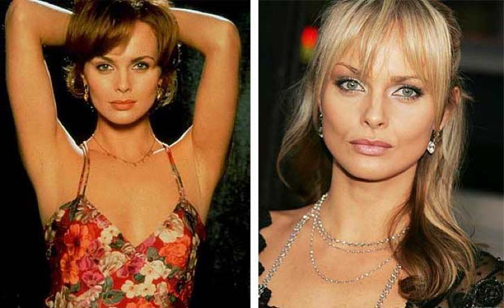 You Won't Believe What These 31 Bond Girls Look Like Now!!_30