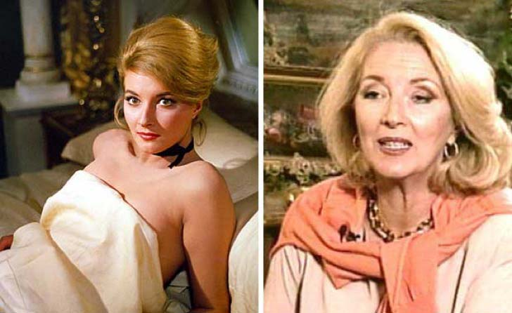 You Won't Believe What These 31 Bond Girls Look Like Now!!_4