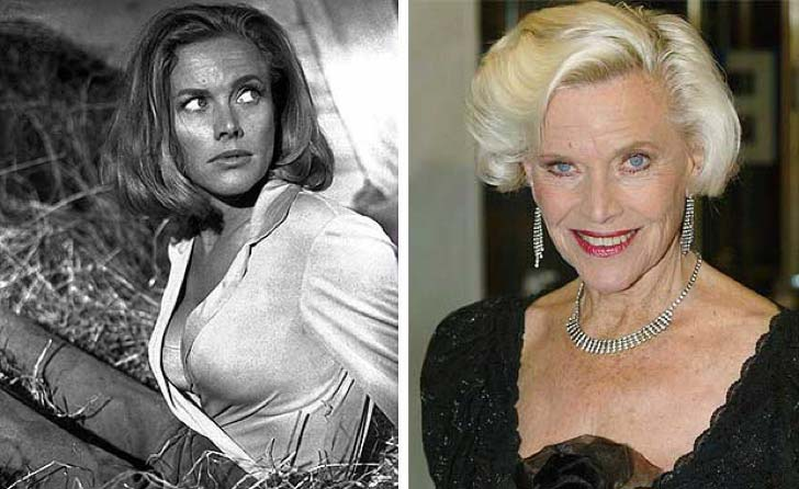 You Won't Believe What These 31 Bond Girls Look Like Now!!_6