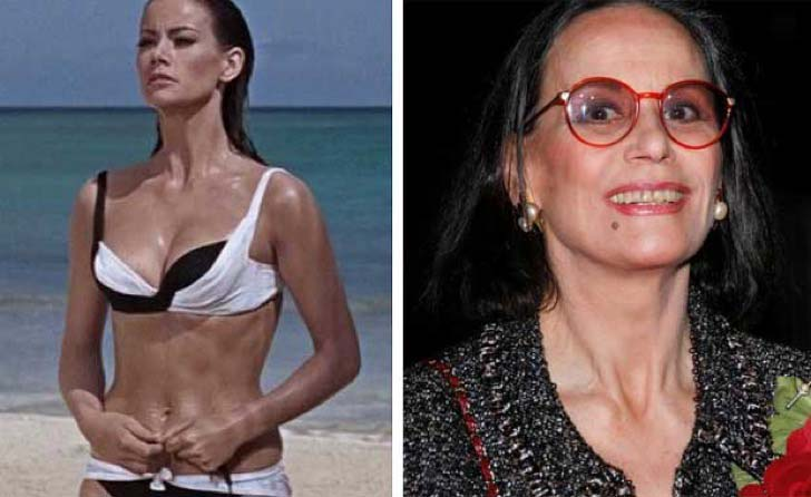 You Won't Believe What These 31 Bond Girls Look Like Now!!_7