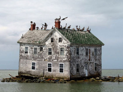 23 Creepy Abandoned Places In The World