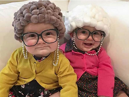 Baby's First Halloween: 15 Adorable Costume Ideas