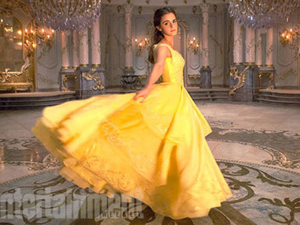 New Film Photos Remind Us Why Emma Watson Is The Perfect Belle