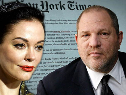 Silence No More: Harvey Weinstein Victims Come Forth