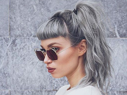 Still Holding On To Granny Hair? Check Out Its New Version-Grey Ombre!