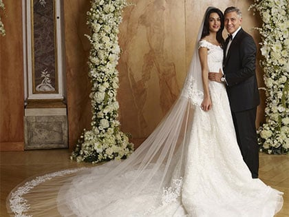 10 Best Celebrity Wedding Dresses That Everyone Admires!