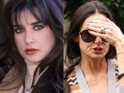 15 Celebrities That Haven't Aged So Well