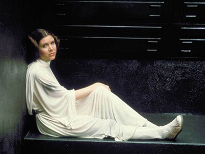 15 Touching Tributes In Memory Of Carrie Fisher
