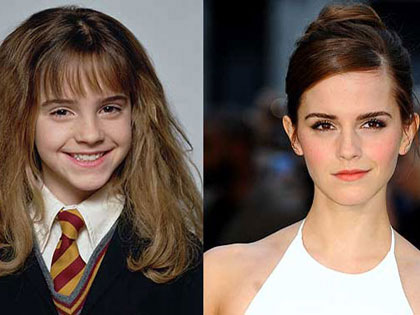 20 'Harry Potter' Stars Then And Now