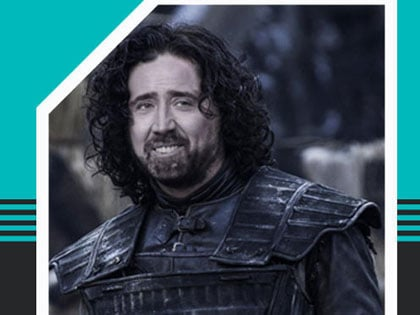 If Nicolas Cage Played These 12 Characters In Game Of Thrones