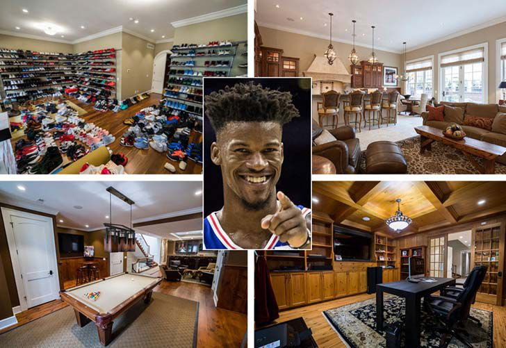 20 Most Luxurious Houses Of NBA Stars_21