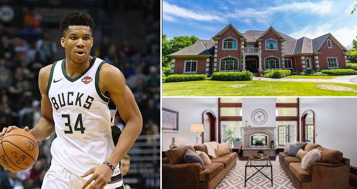 20 Most Luxurious Houses Of NBA Stars_26