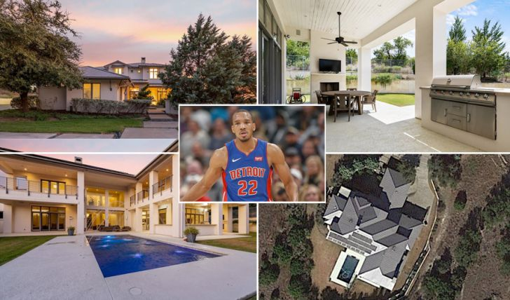 46 Most Luxurious Houses Of NBA Stars_50