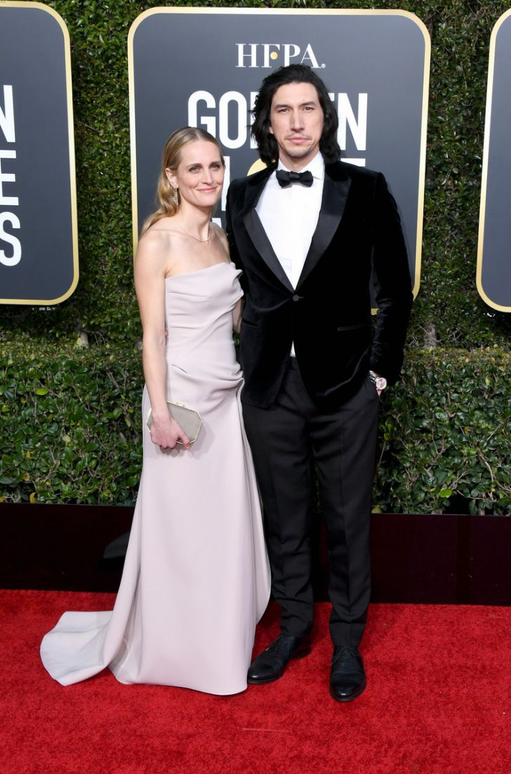 20 Stunning Couples Looks At The Golden Globes Of All Time_14