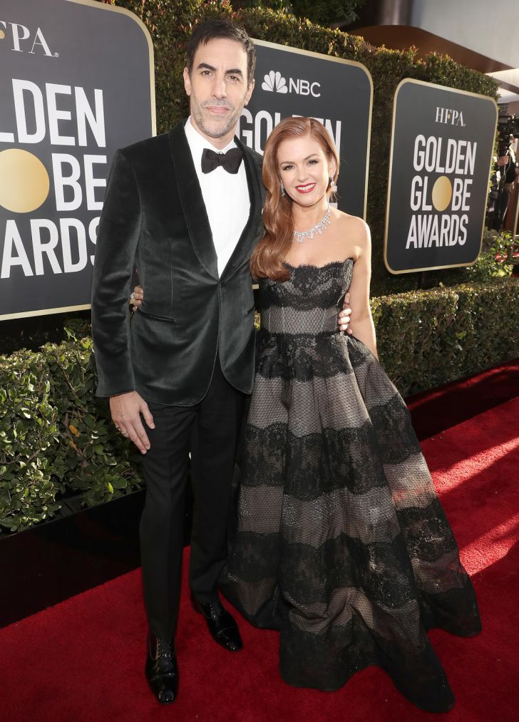 20 Stunning Couples Looks At The Golden Globes Of All Time_15