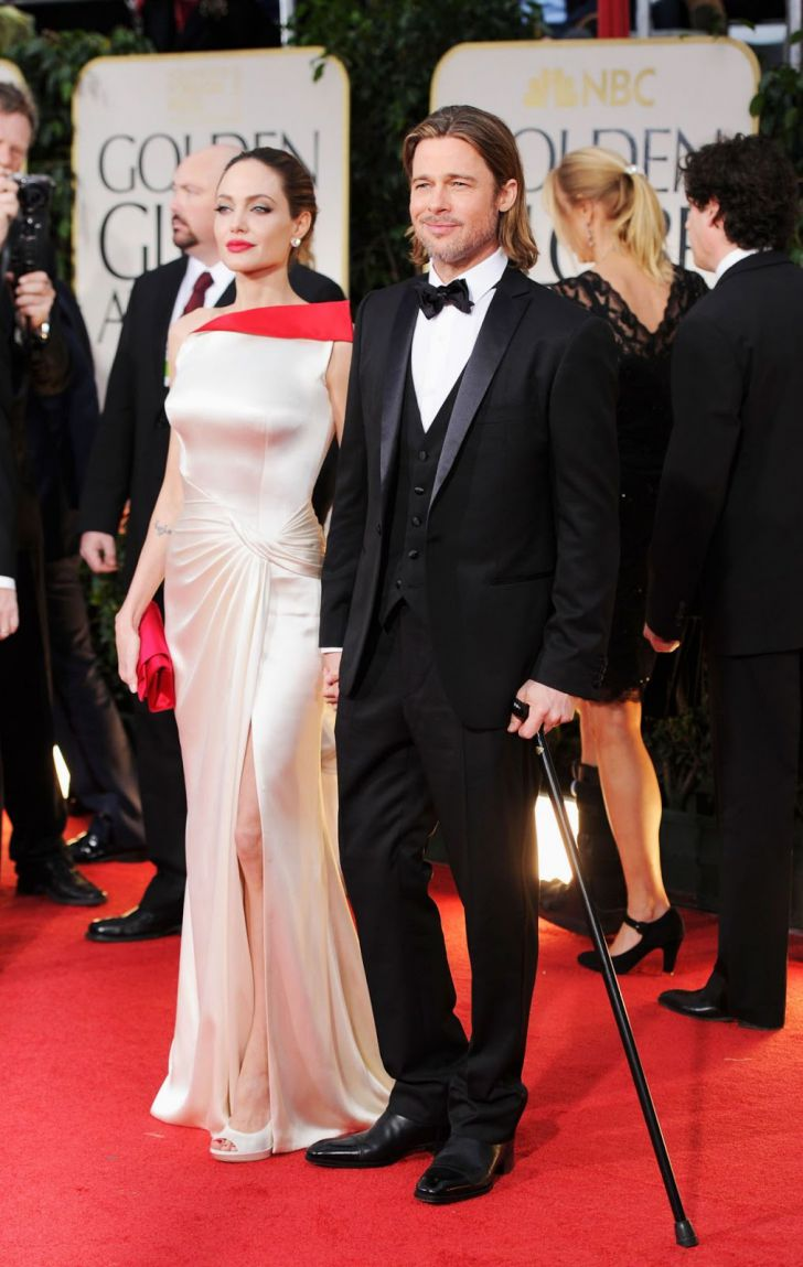 20 Stunning Couples Looks At The Golden Globes Of All Time_2
