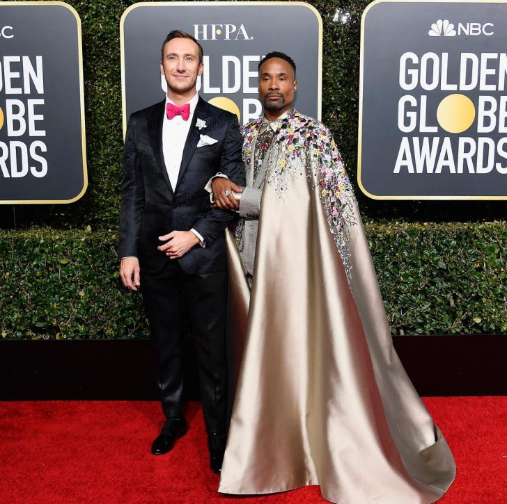 20 Stunning Couples Looks At The Golden Globes Of All Time_20