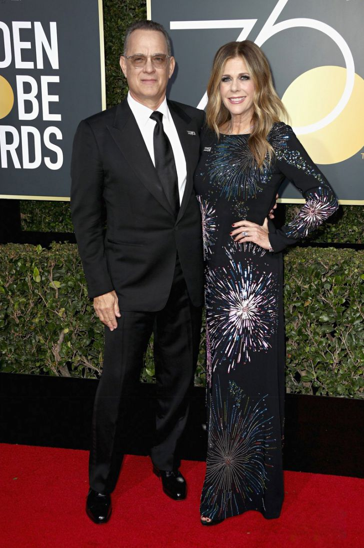 20 Stunning Couples Looks At The Golden Globes Of All Time_3
