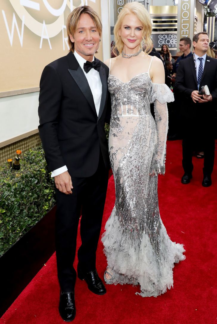 20 Stunning Couples Looks At The Golden Globes Of All Time_7