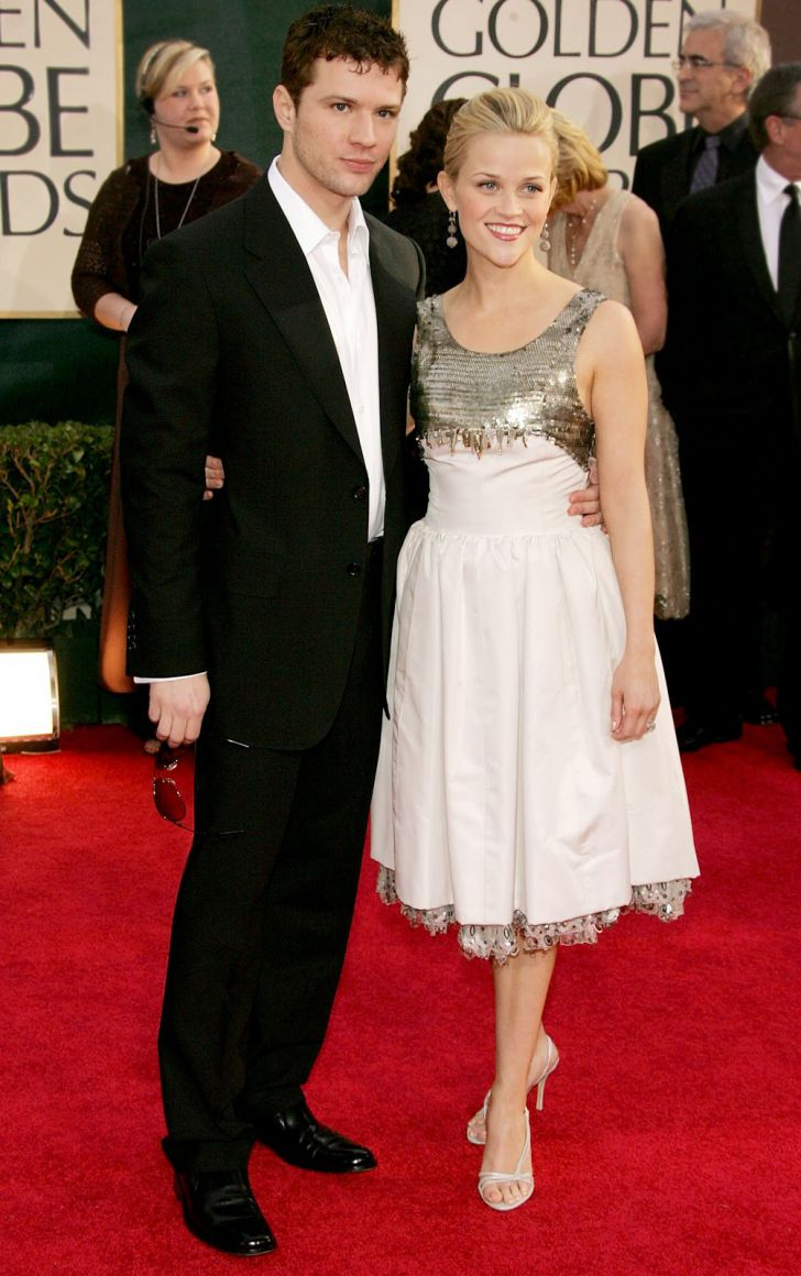 20 Stunning Couples Looks At The Golden Globes Of All Time_8