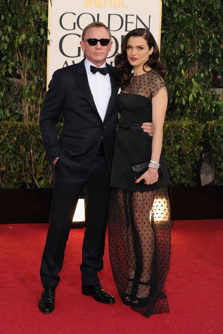 20 Stunning Couples Looks At The Golden Globes Of All Time_9