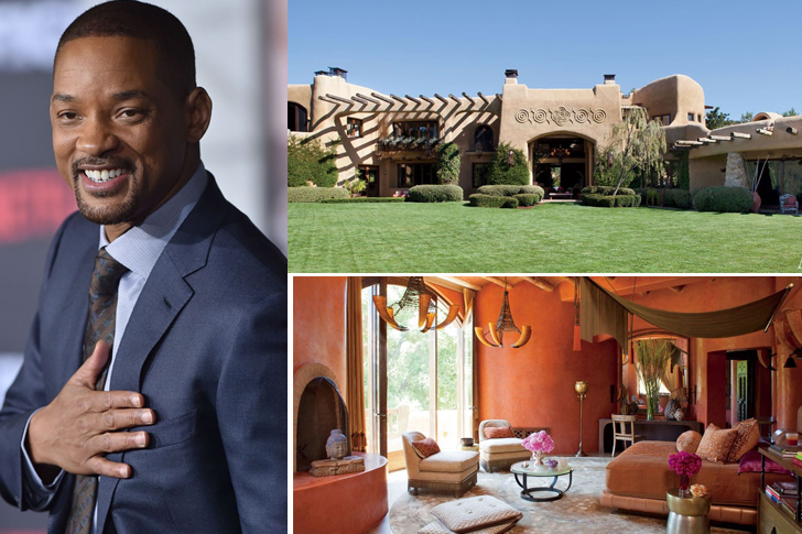 21 Most Luxurious Houses Owned By A-List Stars_1