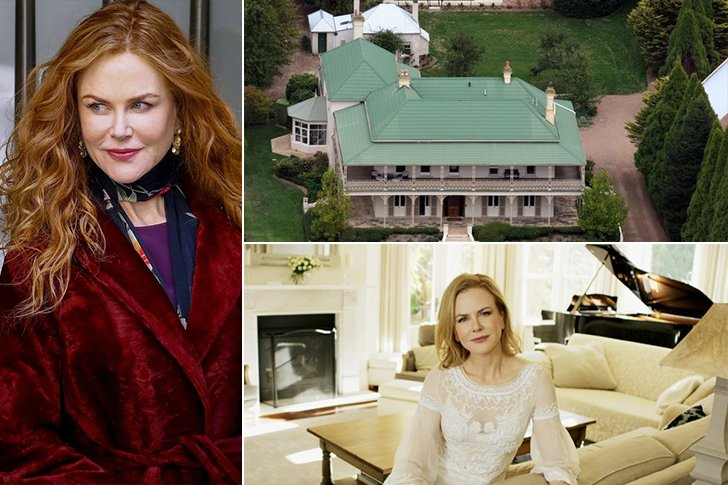 21 Most Luxurious Houses Owned By A-List Stars_12