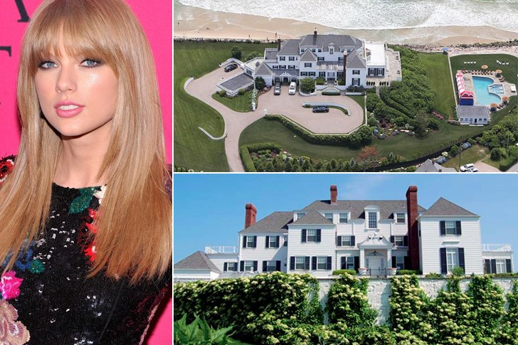 21 Most Luxurious Houses Owned By A-List Stars_13
