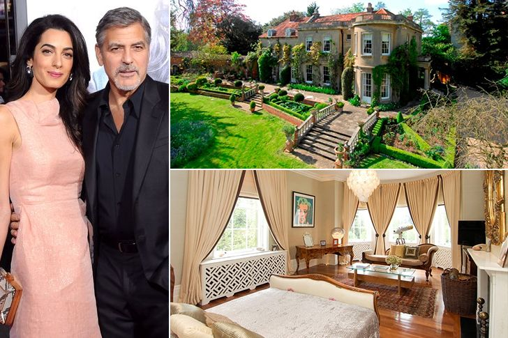 21 Most Luxurious Houses Owned By A-List Stars_14