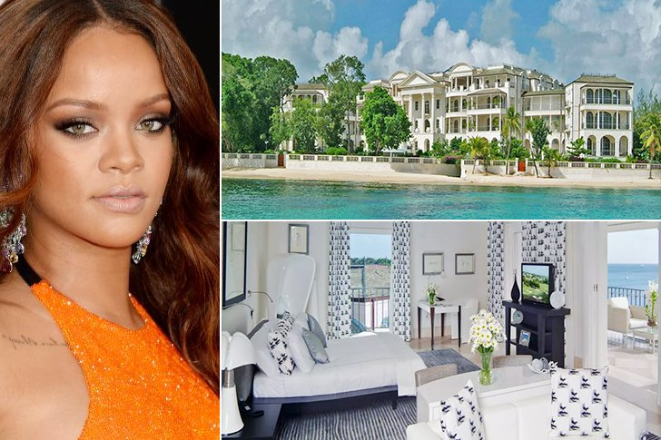 21 Most Luxurious Houses Owned By A-List Stars_18