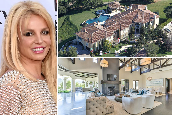 21 Most Luxurious Houses Owned By A-List Stars_19
