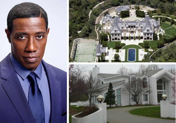 21 Most Luxurious Houses Owned By A-List Stars_2