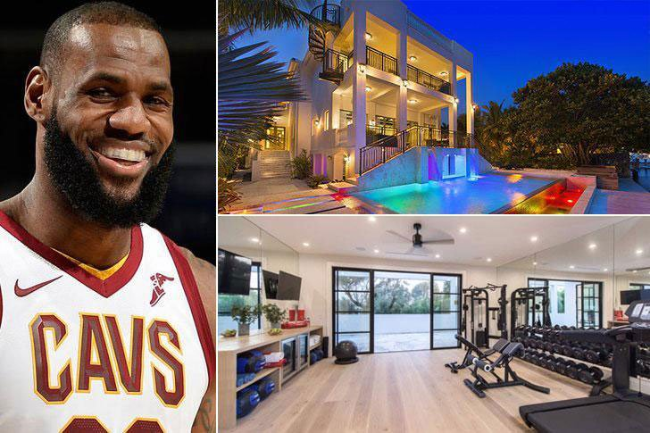 21 Most Luxurious Houses Owned By A-List Stars_6