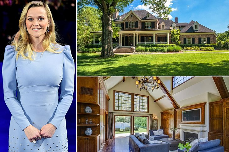 21 Most Luxurious Houses Owned By A-List Stars_7