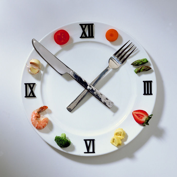 take small meals every 3 hours slowly