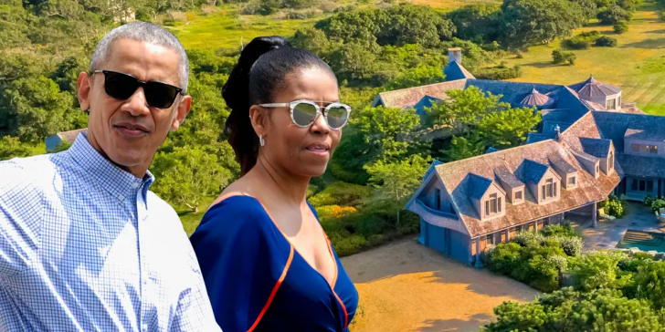 Inside The Obamas' $11.75 Million New Home_1