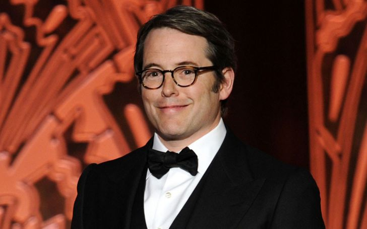 Kid Took A Photo With Matthew Broderick, Then Mom Gasped In Shock_6