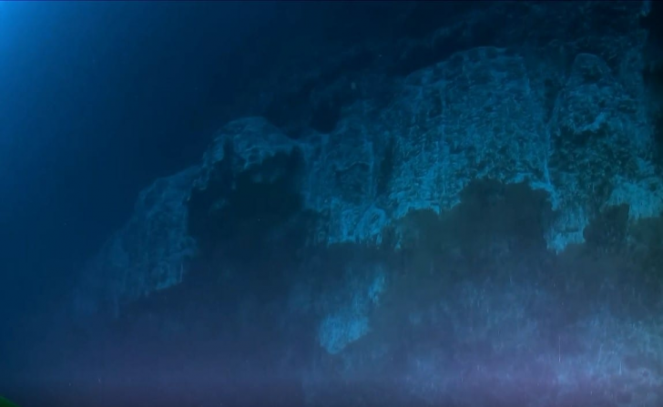 Men Dive Into The Blue Hole Of Belize, Uncovering A Dark Secret Hiding In The Murky Depths_10