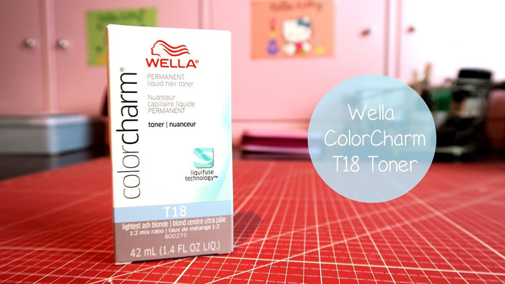 Wella Color Charm White Lady