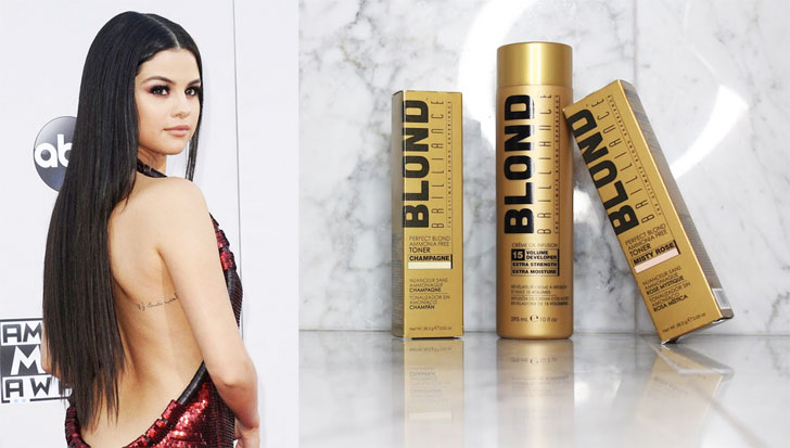 Blond Brilliance Perfect Blond Ammonia Free Toner