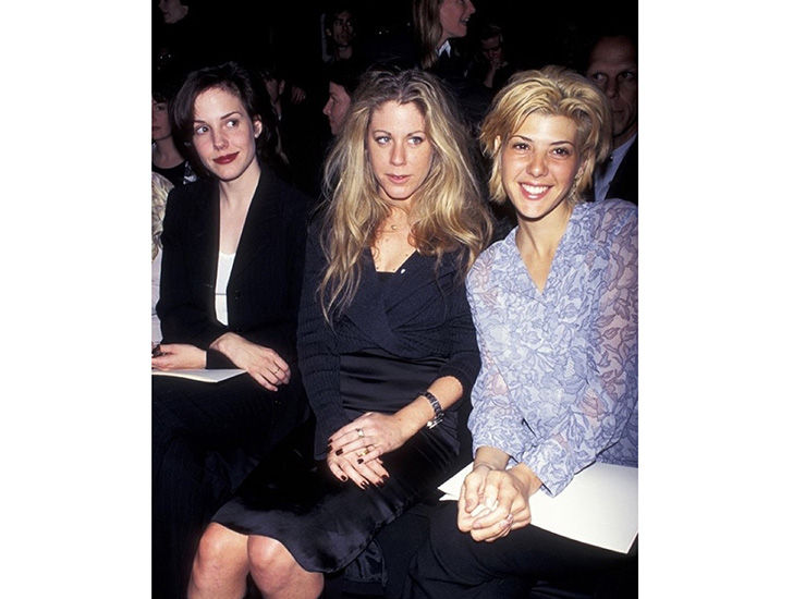 Mary-Louise Parker, Marci Klein, and Marisa Tomei, 1995